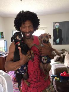 Dallas and Romeo adopted!
